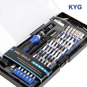 Destornilladores KYG 60 en 1 precisión S2 - Kit de herramientas ...