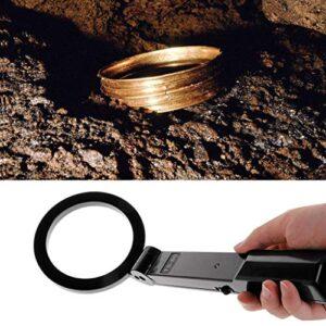 Detector de metales Mmnas, detector de mano plegable portátil ...
