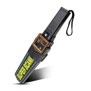 Detector de metales de mano de alta precisión GRF Detector D ...