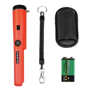 Detector de metales portátil STARTO Pinpointer Pin Pointer Ac ...