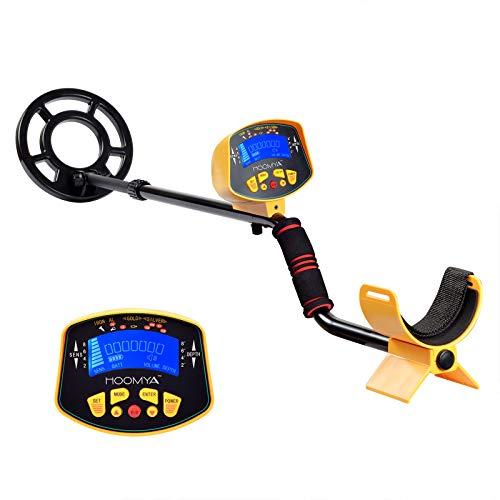 Detectores de metales ligeros HOOMYA para adultos, vástago ajustable ...