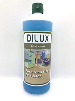Dilux - Quitaceras para todo tipo de suelo 1 litro