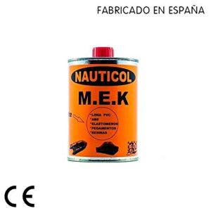 Disolvente Nauticol para PVC MEK Elimina el pegamento para ...