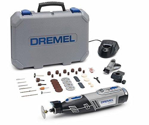 Dremel 8220 2/45 - Multiherramienta inalámbrico (12 V, 2 com ...