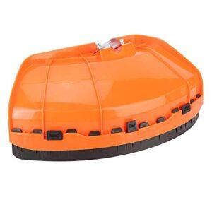 Duokon 26mm / 28mm Protección contra desbordamiento de plástico rojo ...