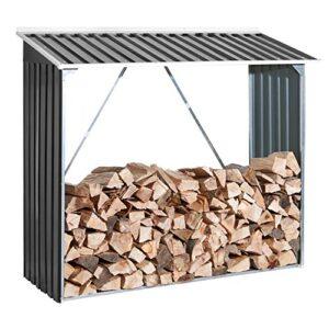 Duramax Lumberjack Metal exterior Medidas 73.5x182x160 cm, Gr ...