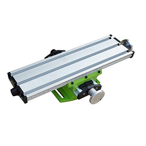 ECO-WORTHY Aparato de mesa de fresado de precisión para ...