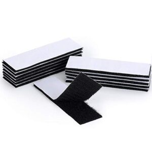 EOTW Adhesivo Velcro Doble Cara 12 Unidades 30 * 100 mm Mosq ...