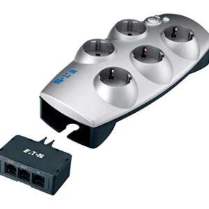 Eaton / Protection Box 5 Tel @ + TV DIN - 66936 - Regleta ...