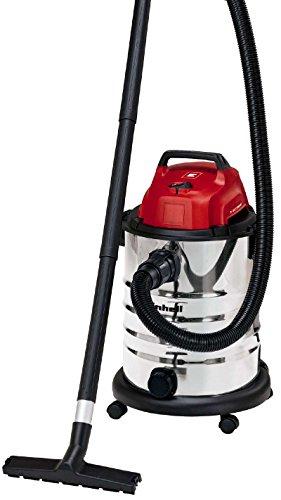 Einhell 2342188 Aspiradora en seco y húmedo, 1500 W, 230 V, Negro, ...