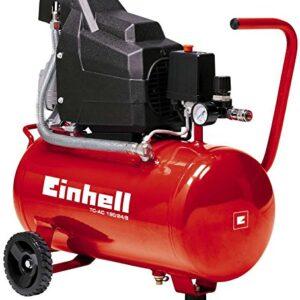 Einhell 4007325 TC-AC 190/24/8 - Compresor de aire, tanque ...