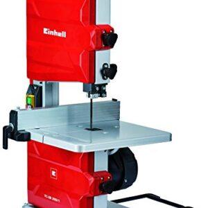 Einhell 4308018 TC-SB 200/1 - Sierra de cinta, potencia de 2 ...