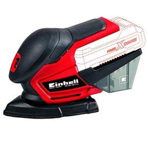 Einhell 4460713 Sander Multi TE-OS 18 li, 0 W, 18 V, Rojo, ...