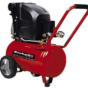 Einhell TE-AC 270/24/10 - Compresor de aire (1.8 kW, 24 L, c ...