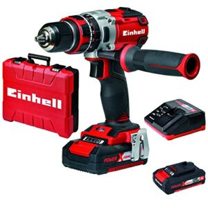 Einhell TE-CD 18 Li-i BL Power-X-Change - Taladro percutor ...