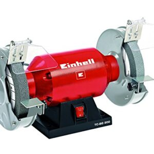 Einhell TH-BG 200 - Amoladora, disco de 200 mm, 400 W, 230 V ...
