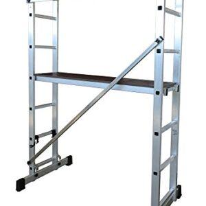 Escalera ALTIPESA - Andamio profesional de aluminio 2 x 6 p ...