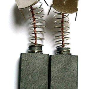 Escobillas de carbón GOMES, compatibles Makita CB-155 / CB-161 / ...