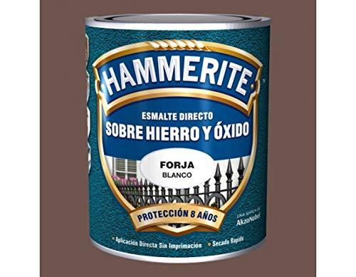 Esmalte Antioxidante FORJA DIRECTA AL HIERRO DE MARTILLO Marrón ...