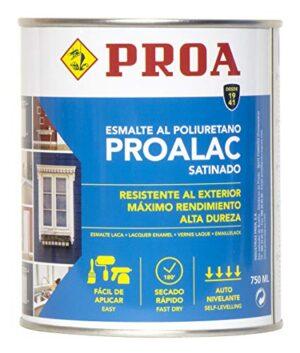 Esmalte de laca Proalac