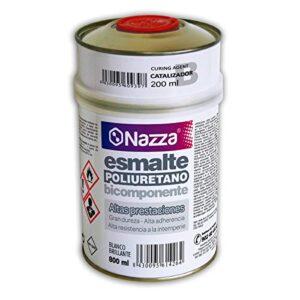 Esmalte de poliuretano blanco de alto rendimiento | Bicomp ...