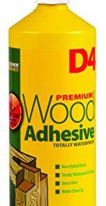 Everbuild D41 - Madera adhesiva D4