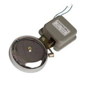 Evila - Campana eléctrica con martillo 10cm