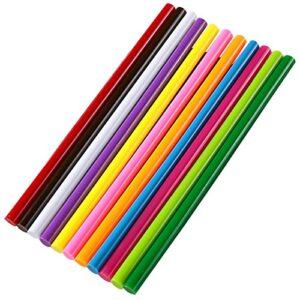 Ewparts 11 Pack Stick pegamento colores pegajosos, 11 mm ...