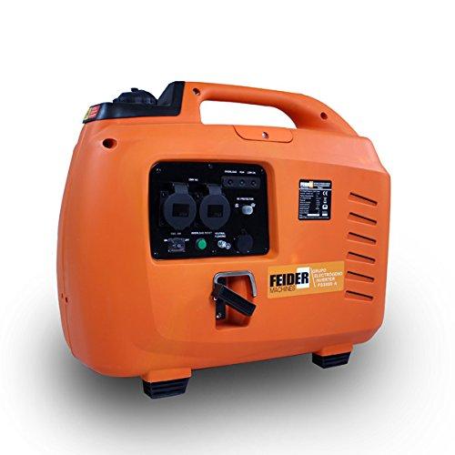 FEIDER FG3300I-A - Generador inversor (3300 W, 230 V), color ...