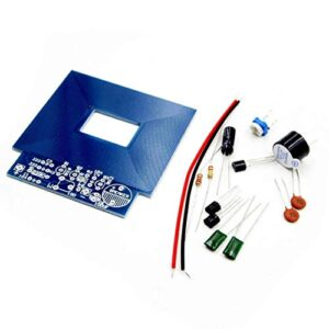FancyswES8eety Detector de metales simple Localizador de metales ...