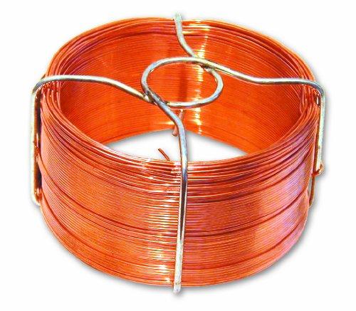 Filpack FGC08 Cable metálico de cobre - Diámetro 0.8 mm - Longitud ...