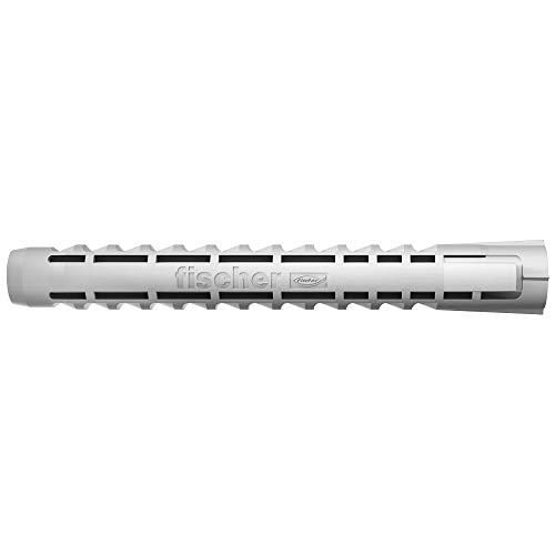 Fischer 24827 Taco SX 6x50 L (Caja de 100 unidades), 024827, Gris