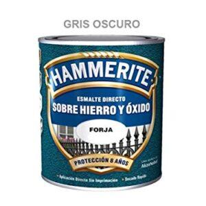 Forja de esmalte antioxidante DIRECTO AL HIERRO DE MARTILLO Gris ...