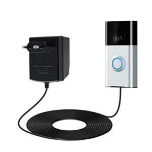 Fuente de alimentación para timbre de video, adaptador de corriente ...
