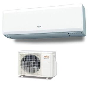 Fujitsu - Aire acondicionado ASY35UIKP Split Wall Inverter, ...