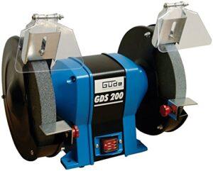Güde GDS 200 - Pulidora (11000g) Negro, Azul