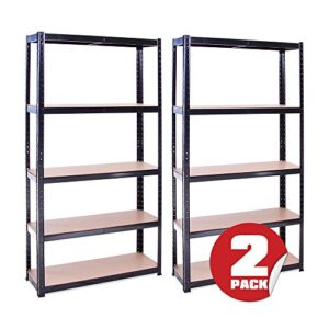 G-Rack Rack de almacenamiento para garaje 2 piezas 5 E ...