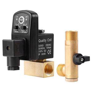 G1 / 2 DN15 Válvula de drenaje sincronizada Válvula automática ...