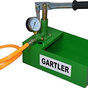 GARTLER PD-02181 - Bomba de llenado (25 bar, con contenedor)
