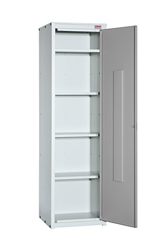 Gabinete de metal de limpieza de la serie Venice. Cerradura cerradura. M ...