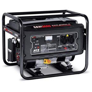 Generador Genmac G 4000 - Potencia máxima 4.0 kW - Monofásico ...