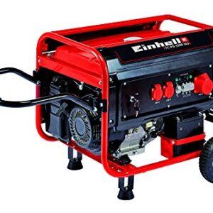 Generador eléctrico de gasolina Einhell TC-PG 5500 WD