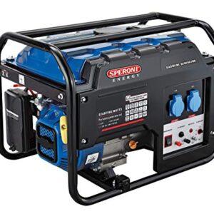 Generador eléctrico de gasolina speroni LC 3500-a 230 V 50 H ...