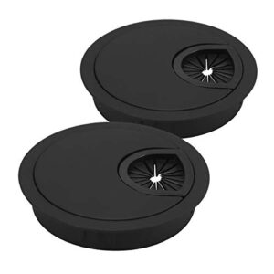 Glándula de cable de escritorio de plástico Yardwe Diámetro 60 mm para ...