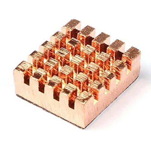 Gosear Disipador de calor de 3 piezas Disipador ...