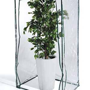 Greenhouse Garden completa lona de PVC extra para protección