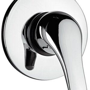 Grifo monomando de ducha incorporado de la serie Enter
