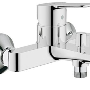 Grohe BauEdge - Grifo para ducha y baño con sistema de montaje ...