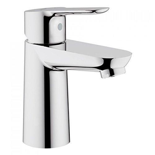 Grohe BauEdge - Grifo para lavabo para instalación en ...