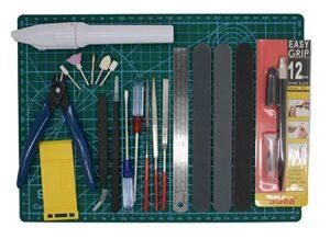 Gundam Modeler Builder & # 39; s Tools Craft Set Kit 16 PCS para Prof ...